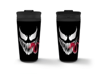 Marvel - Venom Face Travel Mug (425ml) - Cover