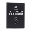 Harry Potter - Quidditch Training Journal A5 Notebook Cover