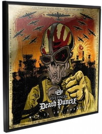 Five Finger Death Punch - War Is the Answer Wall Art