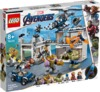 LEGO® Marvel Super Heroes - Avengers Compound Battle (699 Pieces)