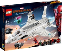 LEGO® Marvel Super Heroes - Spider-Man: Far From Home - Stark Jet and the Drone Attack (504 Pieces)