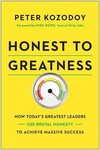 Honest To Greatness - Peter Kozodoy (Hardcover)