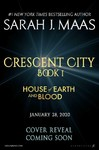 House Of Earth And Blood - Sarah J. Maas (Hardcover)