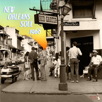 New Orleans Soul 68 - Histo - History of Soul Records (Rsd 2019) - Cover