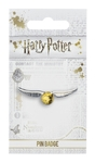 Harry Potter - Golden Snitch Pin Badge Cover