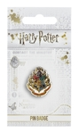 Harry Potter - Hogwarts Crest Pin Badge