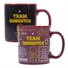 Harry Potter - Team Quidditch Heat Changing Mug Cover