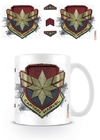 Captain Marvel - Badge Mug Cover