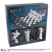 Harry Potter - Wizard Chess Set (Board Game) - Cover