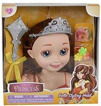 Classic Princess Styling Head - Belle - Cover