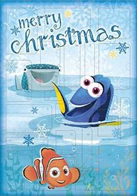 Disney Pixar - Finding Dory Advent Calendar - Cover
