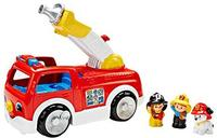 Fisher-Price - Little People - Fire Truck - Cover