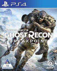 Tom Clancy's Ghost Recon: Breakpoint (PS4) - Cover