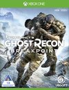 Tom Clancy's Ghost Recon: Breakpoint (Xbox One) Cover