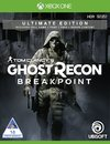 Tom Clancy's Ghost Recon: Breakpoint - Ultimate Edition (Xbox One) Cover