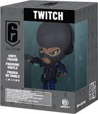 Six Collection: Twitch Chibi (Vinyl Figurine)