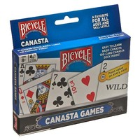 Bicycle - Playing Cards: Canasta Deck (Card Game) - Cover