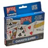 Bicycle - Playing Cards: Canasta Deck (Card Game)