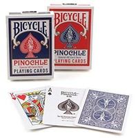Bicycle - Playing Cards: Pinochle Standard Index (Card Game) - Cover