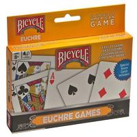 Bicycle - Playing Cards: Euchre Deck (Card Game)