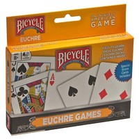 Bicycle - Playing Cards: Euchre Deck (Card Game) - Cover