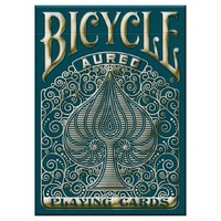 Bicycle - Playing Cards: Aureo (Card Game) - Cover