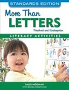 More Than Letters: Standards Edition - Sally Moomaw (Paperback)