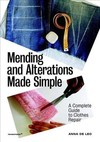 Mending and Alterations Made Simple - Anna De Leo (Paperback)