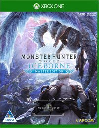 Monster Hunter World: Iceborne - Master Steelbook Edition (Xbox One)