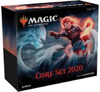 Magic: The Gathering - Core Set 2020 Bundle (Trading Card Game) - Cover