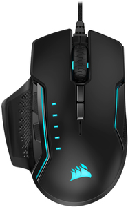 Corsair - CH-9302211 Glaive RGB Pro Optical Gaming Mouse
