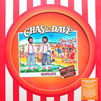 Chas and Dave - Margate (Picture Disc) (Rsd 2019) (Vinyl) - Cover