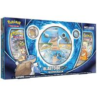 Pokémon TCG - Blastoise-GX Premium Collection (Trading Card Game)