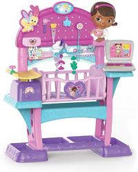Doc McStuffins - Baby Checkup All-in-One Nursery - Cover
