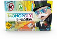 Monopoly for Millennials (Board Game) - Cover