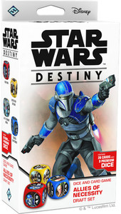 Star Wars: Destiny - Draft Set: Allies of Necessity (Collectible Dice Game) - Cover