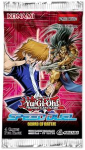 Yu-Gi-Oh! - Speed Duel: Scars of Battle Single Booster (Trading Card Game)
