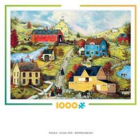 Ceaco - Linda Nelson Stocks Barn Puzzle (1000 Pieces) - Cover