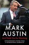 And Thank You For Watching - Mark Austin (Paperback)