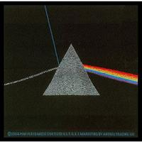 Pink Floyd Dark Side of the Moon Sew On Patch