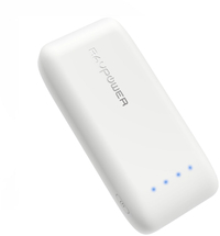 RAVPower - 6700mAh Micro USB Power Bank - White