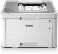 Brother HL-L3210CW A4 Colour Laser Printer - White - Cover