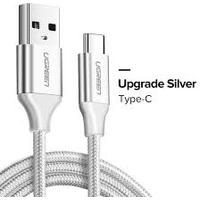 Ugreen - 1m USB-C M to M Data Cable - Braided