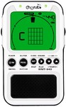 Cherub WMT-940 Digital Metronome and Guitar Chord Tool (Black and White)