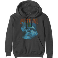 Pantera Far Beyond Driven World Tour Men's Charcoal Hoodie (Medium) - Cover