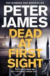 Dead At First Sight - James  Peter (Paperback)