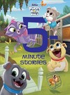 5-minute Puppy Dog Pals Stories - Disney Book Group (Hardcover)