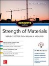Schaums Outline Of Strength Of Materials - Merle Potter (Paperback)