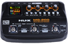 NUX MG-200 Electric Guitar Multi-Effects Pedal (Black)