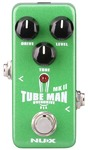 NUX Tube Man MKII Mini Core Series Overdrive Electric Guitar Mini Effects Pedal (Green)